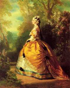 The Empress Eugénie