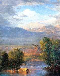 The Magdalena River, Equador