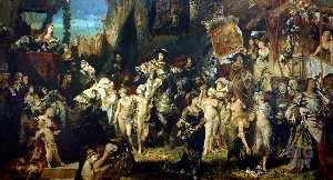 The Entrance of Emperor Charles V into Antwerp in 1520