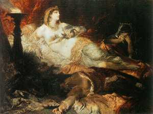 Der Tod der Kleopatra