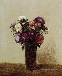 花の花瓶 クイーンズ  ヒナギク