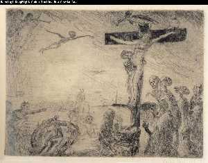 Christ Tormented by Demons