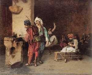 A Café in Cairo
