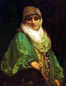 Femme De Costantinopoli