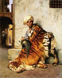Pelt Merchant, Cairo