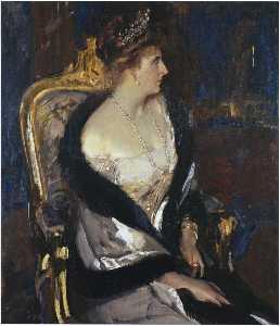 Queen Victoria Eugenia of Spain