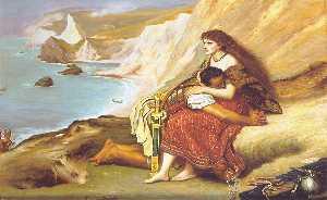 The Romans Leaving Britain