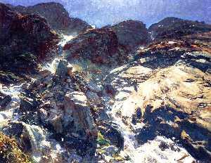 Glacier Streams