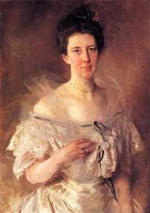 Mrs. Gardiner Greene Hammond (Esther Fiske Hammond)