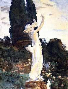 Statue of Daphne