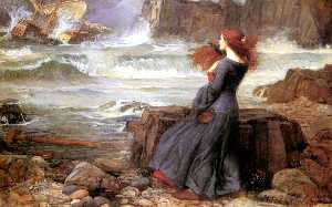 Miranda and the tempest