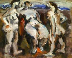 Untitled (three nudes)