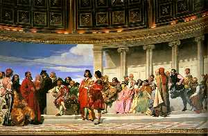 Hemicycle of the Ecole des Beaux-Arts 1