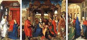 St Columba altarpiece