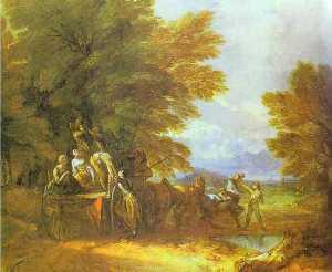 The Harvest Wagon