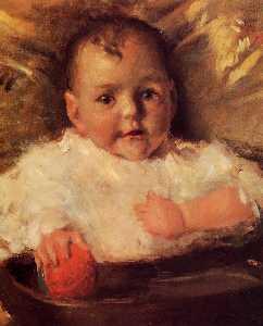 Bobbie, A Portrait Sketch