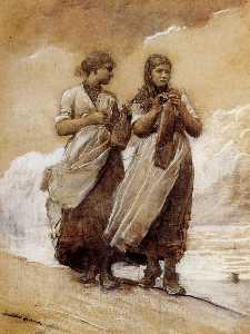 Fishergirls на берег Тайнмут
