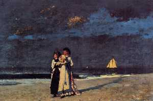 Promenade on the Beach