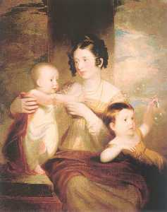 Lucrecia Morse y sus Hijos