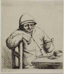 The Laughing Smoker
