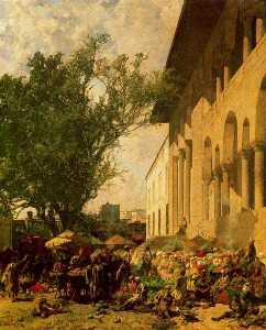 Mercato A Constantinopoli