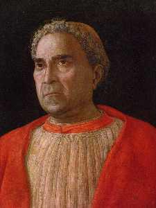 Portrait of Cardinal Lodovico Trevisano