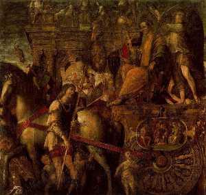Triumphs of Caesar 6