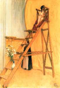 At The Scaffold Painter