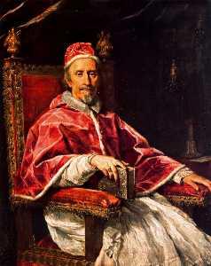 Portrait of Clement IX