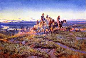 Men of the Open Range