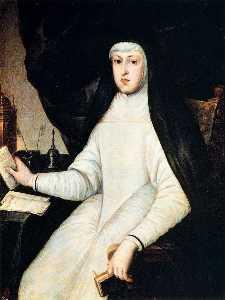 Doña Mariana de Austria, reina de España