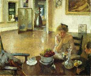 The Breakfast Room (aka In the Breakfast Room)
