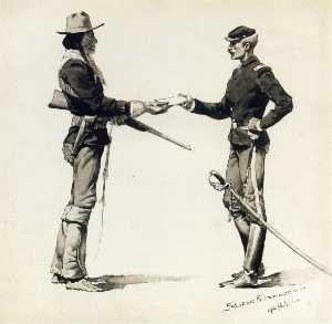 La spedizione Bearer Troop B uniti  gli stati  Scout