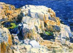 Rocks at Appledore