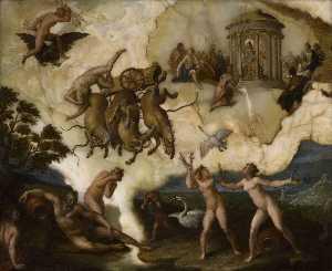The fall of Phaëton