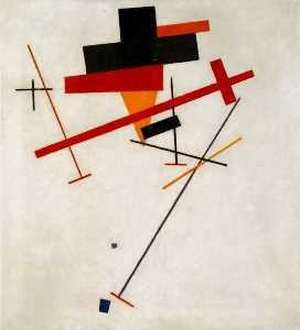 Suprematist Painting 10