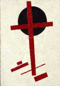 Suprematist Painting 3