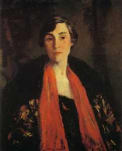 Portrait of Mary Fanton Roberts