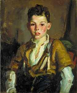 The Fisherman's Son. Thomas Cafferty