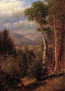 Hunter in the Woods of Ashokan