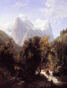 Path Through the Mountains