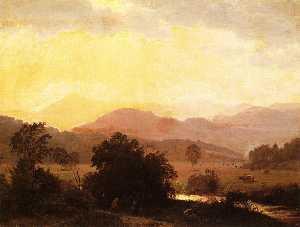 View of the Adirondacks