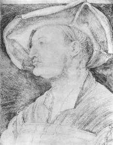 Portrait of Ulrich Varnbiiler