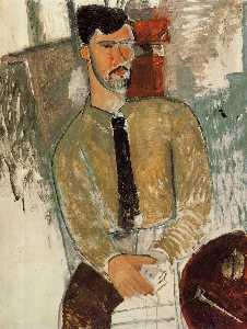 Portrait of Henri Laurens 1