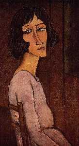 Portrait of Marguerite