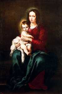 Virgin and the Child 3