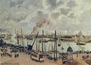 The Port of Le Havre - High Tide