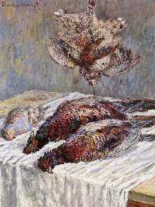 Pheasants, Woodcocks and Partridges