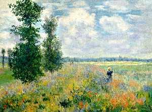 Poppy Field, Argenteuil
