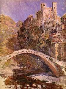 The Castle at Dolceacqua